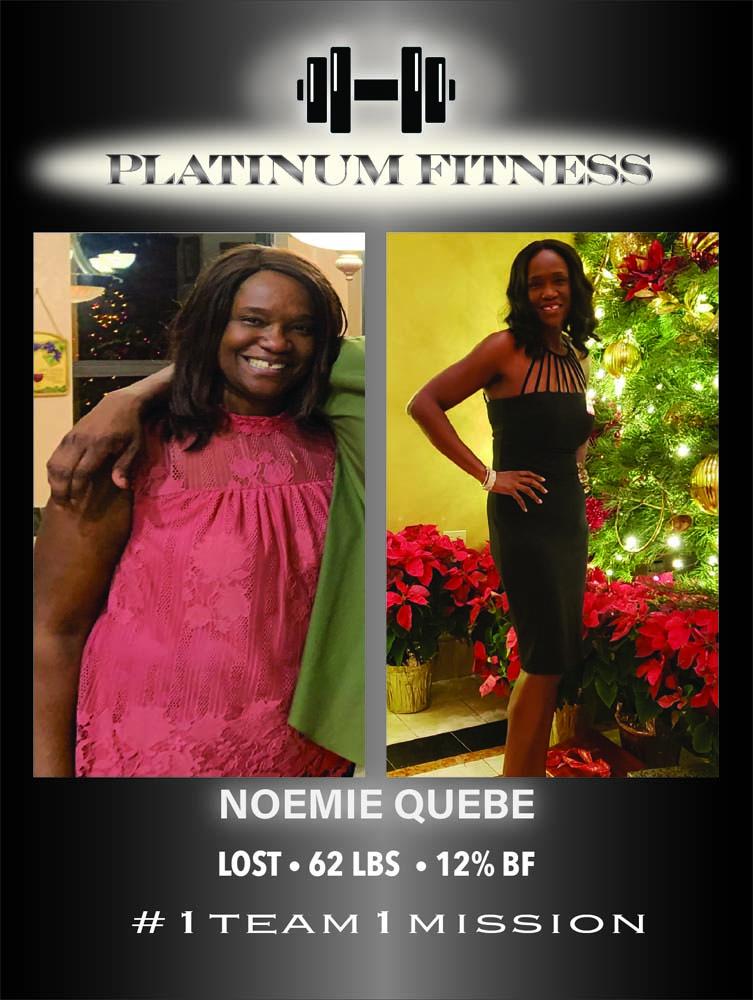 Noemie quebe | Fitness Center FL